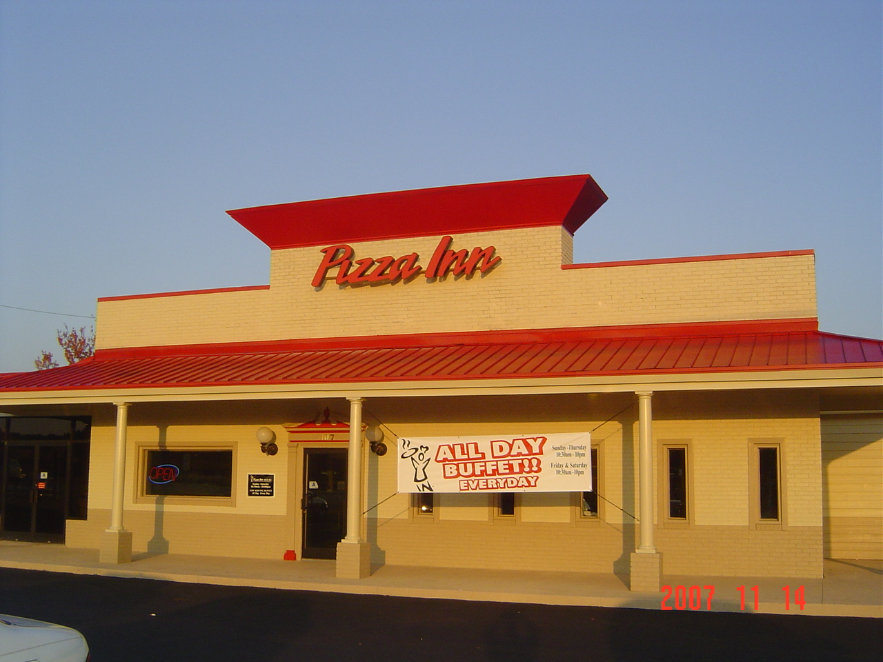 Pizza Inn Lancaster